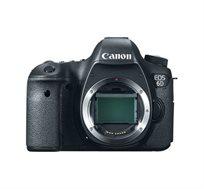 מצלמת רפלקס EOS 6D BODY עם חיישן CMOS איכותי ורגיש בעל 20 מגה פיקסל מבית Canon