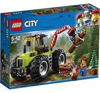 טרקטור יערות - משחק לילדים LEGO