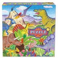 פאזל אי הדינוזאורים, 64 חלקים