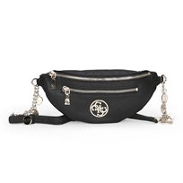 Guess נשים // Detail Belt Bag Black
