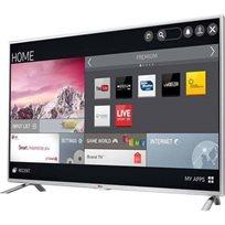 טלוויזיה חכמה 55 אינץ' LED SMART TV Slim ברזולוציית Full HD עם Wifi מובנה ומעבד MCI 100