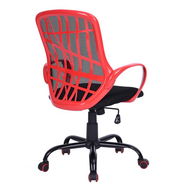 כיסא היי-טק מעוצב למשרד או לתלמיד Homax במגוון צבעים לבחירה - תמונה 3