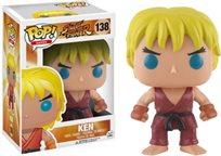 Funko Pop - Ken (Street Fighter) 138 בובת פופ
