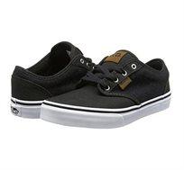 נעלי ואנס לנשים דגם ATWOOD VA349POMF - שחור