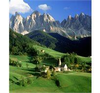 """7 ימי טיול מאורגן בצפון איטליה כולל לינה ע""""ב א.בוקר החל מכ-$649* לאדם!"""