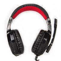 אוזניות קשת גיימינג מרופדות מבית MARVO דגם H8329