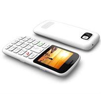 טלפון נייד חדש למבוגרים W60I דור 2 כולל מצלמה, פונטים גדולים ולחצן מצוקה