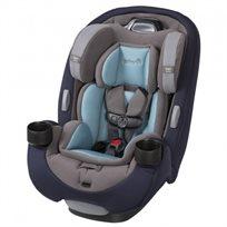 כסא בטיחות משולב בוסטר 3 ב 1 אייר Grow & Go Air - אפור/תכלת