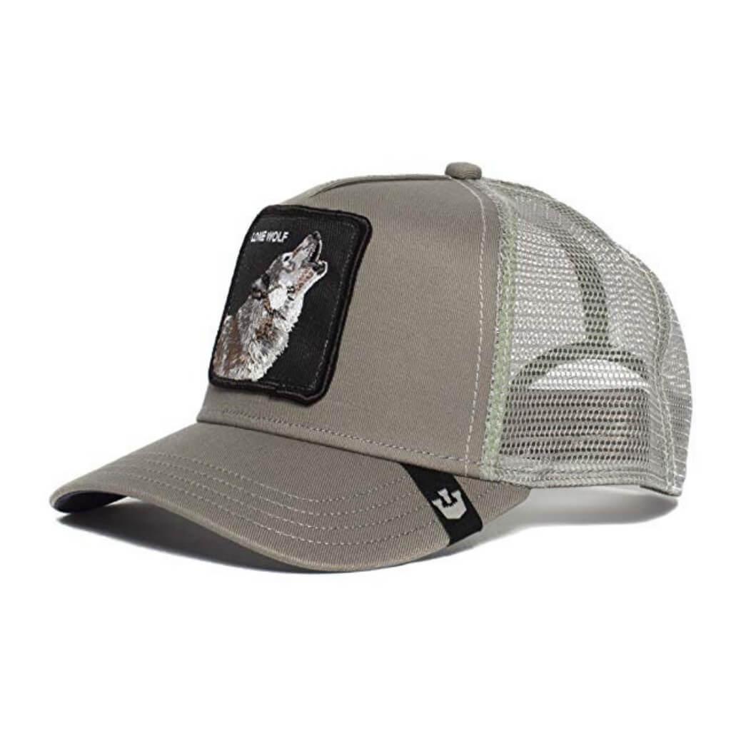 Goorin Bros כובע מצחייה Lone Wolf Exc