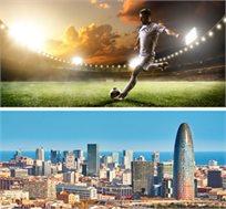 סופר קלאסיקו! 5 לילות בברצלונה+כרטיס לברצלונה מול ריאל מדריד החל מכ-€1184*