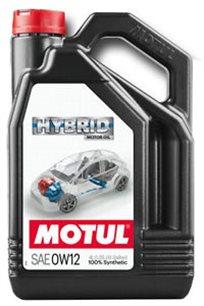 שמן מנוע 4L Hybrid 0W12 Motul