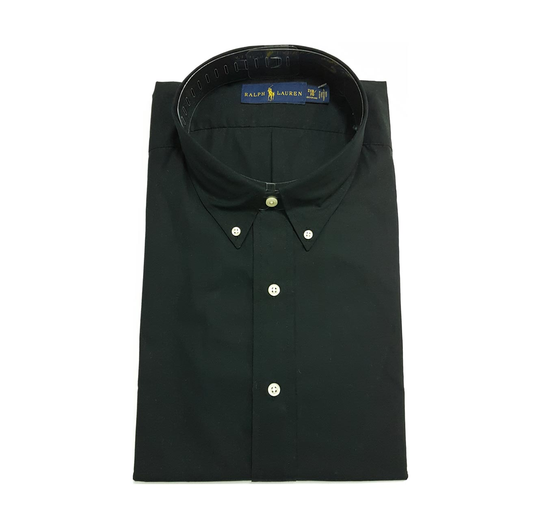 חולצה מכופתרת POLO RALPH LAUREN מידות גדולות - שחור