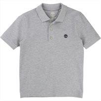 TIMBERLAND חולצה (16-2 שנים)-  פולו אפור