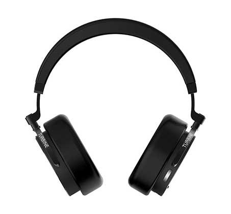 אוזניות אלחוטיות Over Ear Bluedio עם מסנן רעשים אקטיבי דגם T5 - משלוח חינם - תמונה 2