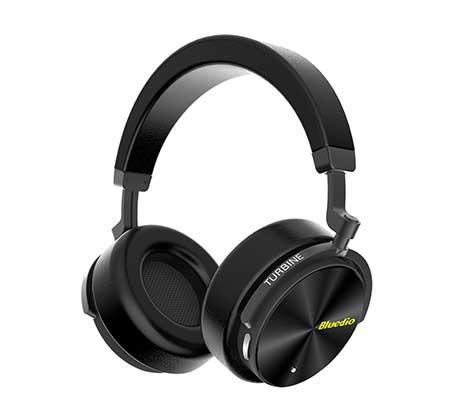 אוזניות אלחוטיות Over Ear Bluedio עם מסנן רעשים אקטיבי דגם T5