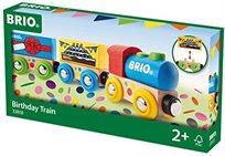 בריו Brio רכבת יום הולדת