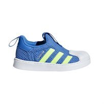 Adidas תינוקות- Superstar כחול