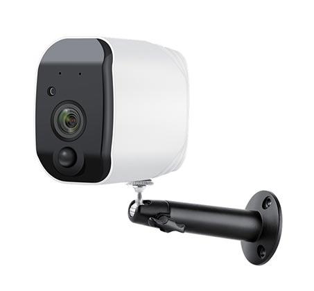מצלמת אבטחה IP הפועלת על סוללות HD 1080P התקנה מהירה
