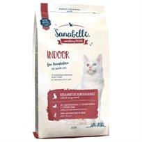 מזון לחתולים בוגרים סנבל אינדור 2 ק''ג Sanabelle Indoor