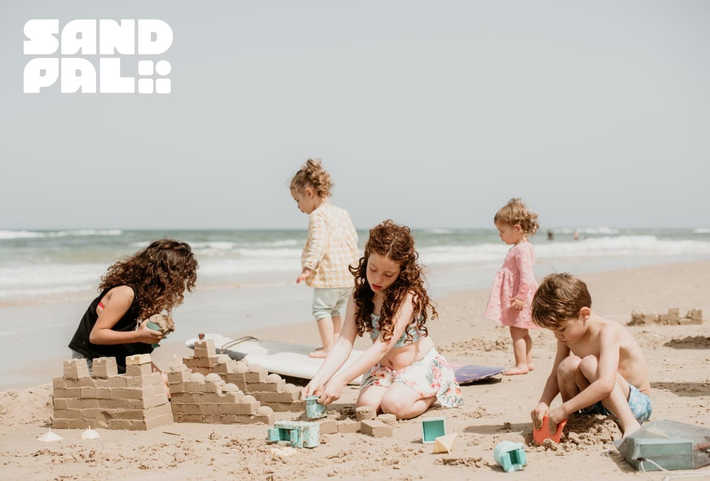 ערכת כלים לחול Sand Pal