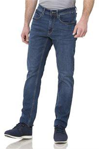 ג'ינס קלאסי Nautica גזרת slim לגברים בצבע כחול