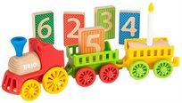 רכבת יום הולדת דלוקס 10 חלקים 30449