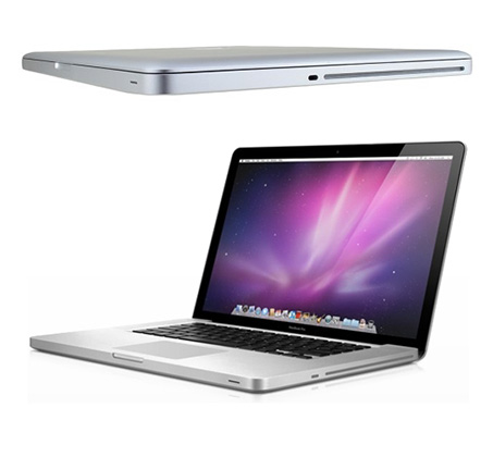 מחשב נייד Apple MacBook Pro Core I5-  8GB 500gb  DVD±RW 13.3