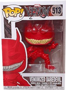 Funko Pop - Venomized Derdevil (Venom) 513  בובת פופ