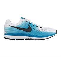 נעלי ריצה נייקי מקצועיות לגברים NIKE דגם 880555-101 Pegasus בצבע תכלת