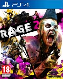 Rage 2 Ps4 אירופאי!