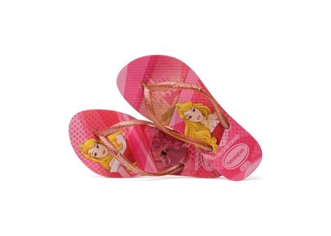 Havaianas ילדים//  Slim Princess Rose
