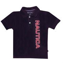 Nautica / נאוטיקה חולצה (12-2 שנים) פולו - כחול כהה