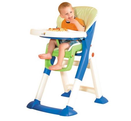 בלתי רגיל כסא אוכל מתקפל כולל מגש מבית ״כתר״ פלסטיק - משלוח חינם RU-41