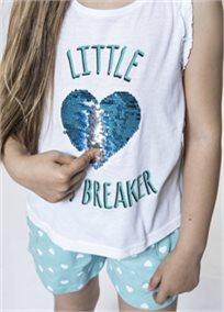"""פיגמת ילדות """"Little Heart Breaker"""""""