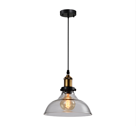 מנורת תליה דגם גרנד שקוף ביתילי
