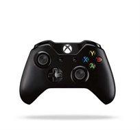 שלט עבור קונסולה Xbox one בצבע שחור