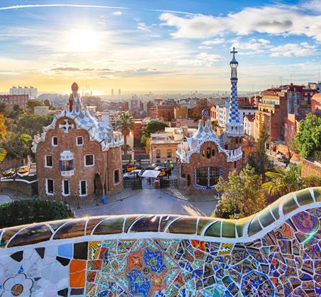 פלמנקו ושאנסון- 8 ימי טיול מאורגן ברצלונה, קוסטה ברווה וצרפת החל מכ-$646*