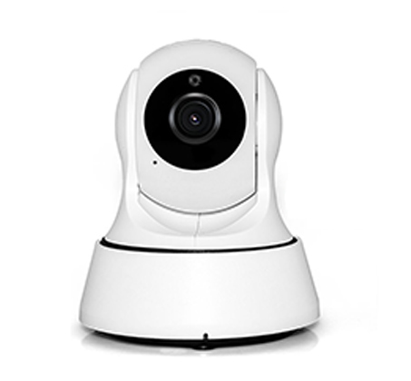 מצלמת IP אלחוטית 360 מעלות HD 1080 התקנה מהירה ללא חיבור לכבלים
