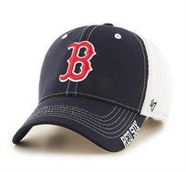 כובע BOSTON RED SOX - נייבי לבן סמל אדום