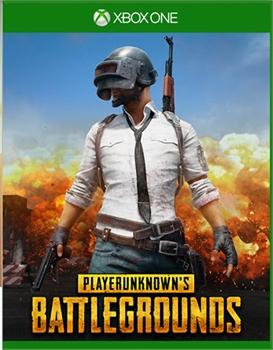 Playerunknown'S Battlegrounds Pubg Xbox One