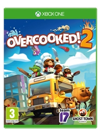 Overcooked! 2 Xbox One אירופאי!