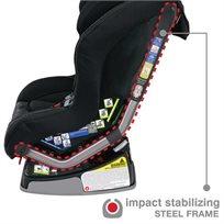 כסא בטיחות Boulevard G4.1 צבע Harlequin