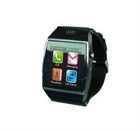 שעון יד SMART HI WATCH דגם KIMI WA תומך עברית עם חיבור SIM עצמאי לרשת הסלולר, חיבור Bluetooth ומצלמה