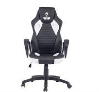 כסא גיימינג GALAXY בצבע לבן  דגם GPDRC-GALAXY-W