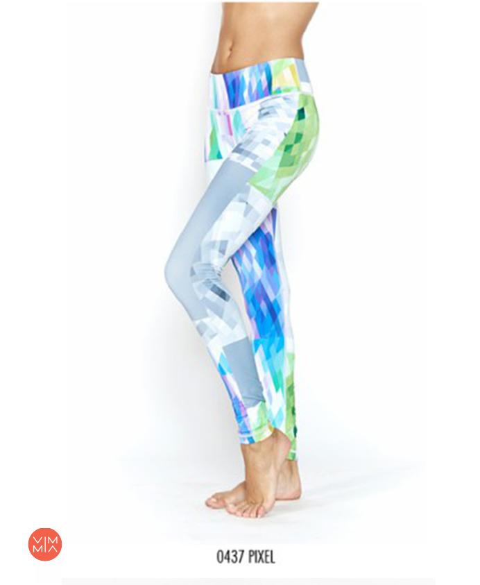 מכנס ספורט  Pixel Legging