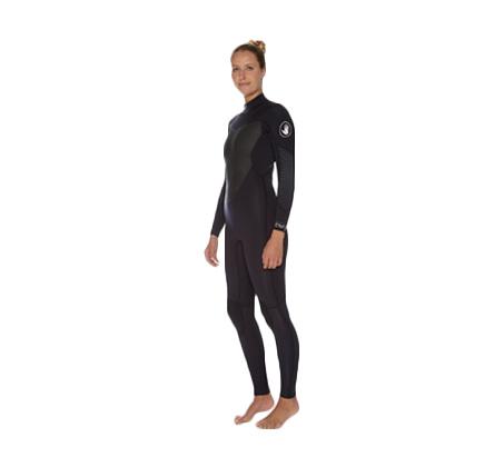 חליפת גלישה לנשים BODY GLOVE EOS 4/3 mm - משלוח חינם  - תמונה 2