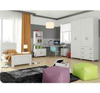 חדר ילדים קומפלט דגם NOFAR במגוון צבעים לבחירה