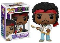 Funko Pop - Jimi Hendrix (Jimi Hendrix)  54 בובת פופ