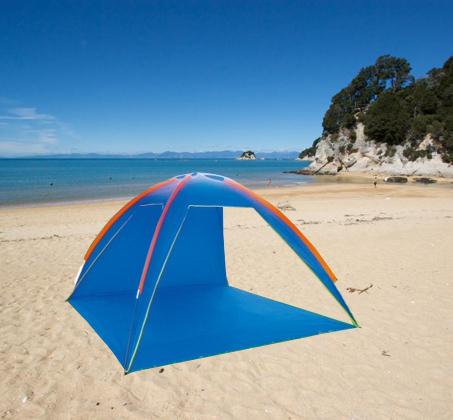 אוהל ים משפחתי ענק מדגם פתוח מסנן קרינה