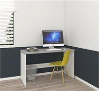 שולחן עבודה לבית ולמשרד דגם MOON במגוון צבעים לבחירה